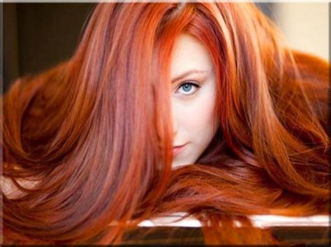 best shade of red 9 best shades of red hair 2017