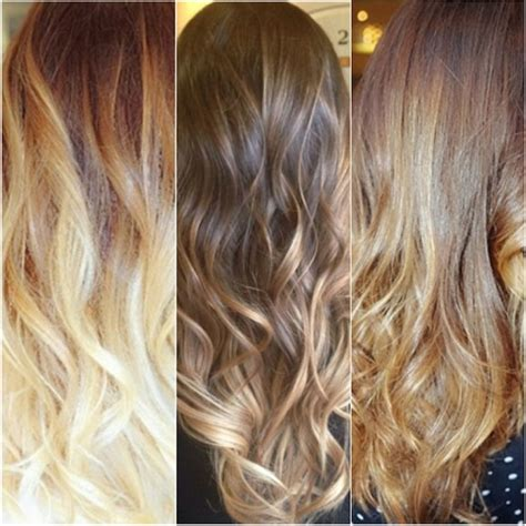 what is difference between some ombre color melting balayage ombre whats the difference beyween ombre and sombre hair