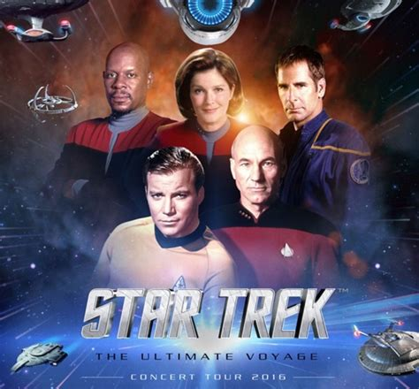star trek new tv series 2016 star trek 50 years of music celebrated with 100 city