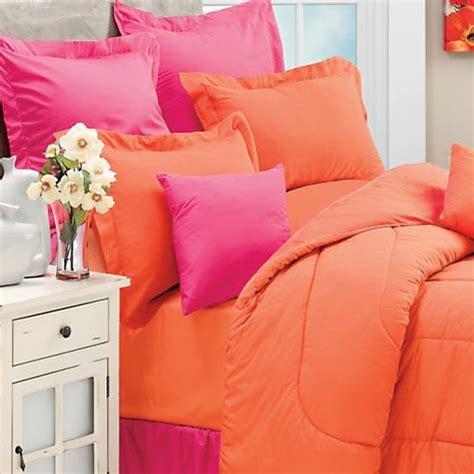 orange twin comforter new coral orange twin single bed comforter bright