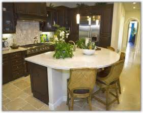Custom Kitchen Islands With Seating Custom Kitchen Islands With Seating And Storage Home Design Ideas