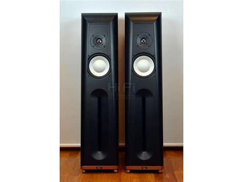 thiel cs 1 6 thiel floorstanding loudspeakers for sale on