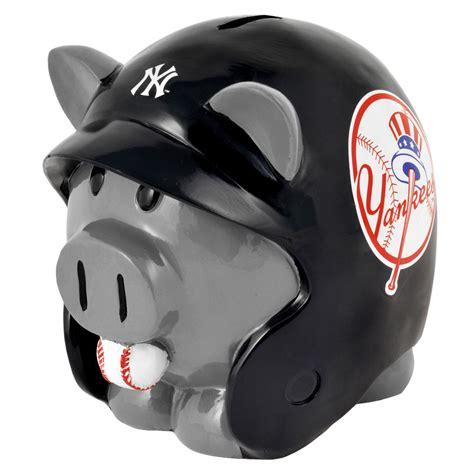 mlb bank mlb helmet piggy bank new york yankees