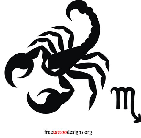 simple scorpion tattoo designs 99 scorpion tattoos scorpio designs