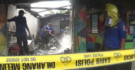 Kompor Hartono kompor gas meledak pemilik warung di magelang tewas