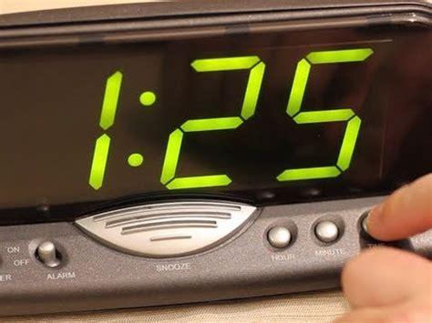 alarm clock sound hack