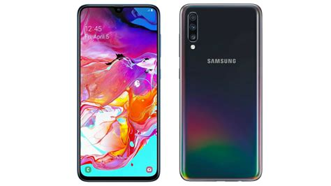 Samsung Galaxy S10 6 7 Inch by Samsung Unveils Galaxy A70 With 6 7 Inch Display 32 Megapixel Selfie Extremetech