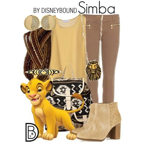 17 best images about king disneybound on