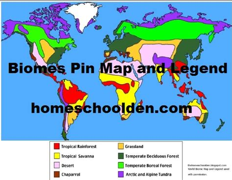 biome map biomes of the world desert images