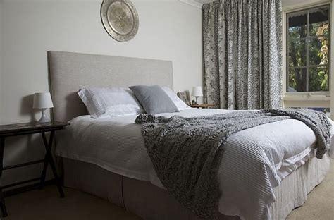bedheads headboards plain linen bedhead custom made by rainsfords adelaide