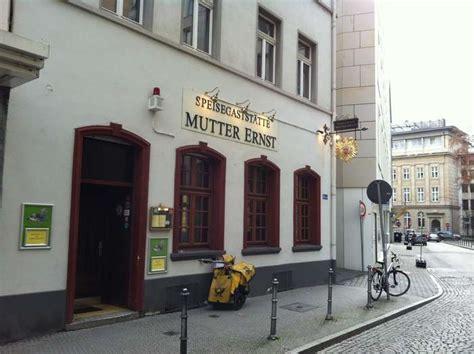 frankfurt gaststätten mutter ernst gastst 228 tte 4 bewertungen frankfurt am