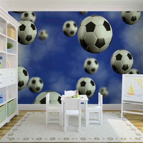 soccer wall mural football soccer wall paper mural buy at europosters