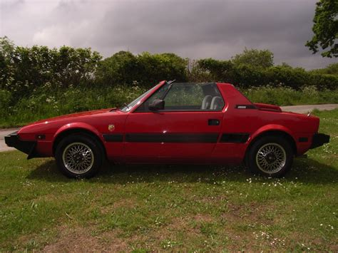 lovely fiat x19 for sale for your vehicle decorating ideas