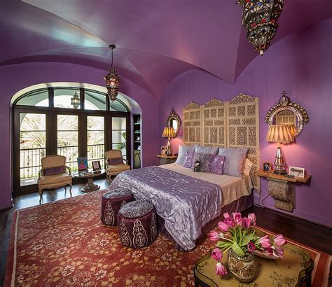 moroccan bedroom set purple is a perfect hue of a moroccan themed room with a