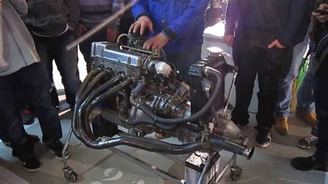 formula 3 engine motor 900cc fiat formula 3