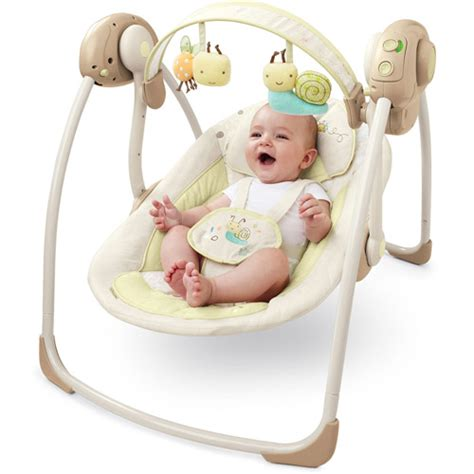 bright starts baby swing ingenuity by bright starts portable swing bella vista