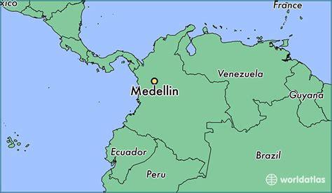 medellin map where is medellin colombia medellin antioquia map