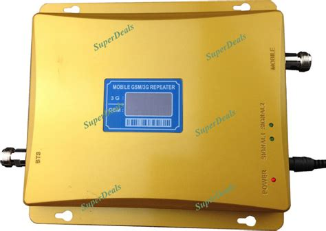 Repeater Gsm Single Freq 980 900mhz best price newest 2g 3g lcd display signal booster gsm