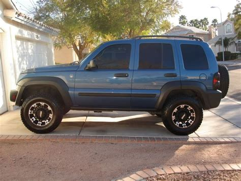 luxury jeep lifted 2005 liberty official lift kit thread jeep jeep