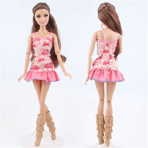 barbie dream house dolls original genuine brand barbie doll barbie life in the dreamhouse summer doll joint