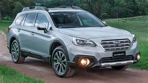 Kennedy Subaru 2016 Subaru Outback 2 5i And 3 6r Review Road Test