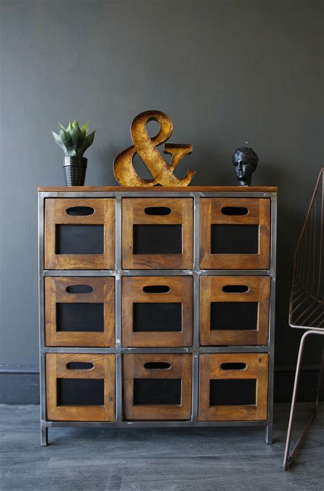 9 Chest Of Drawers by Hudson 9 Drawer Wooden Storage Chest Of Drawers