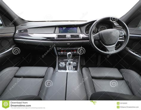 Interior Of A Car Labeled by Inside A Car Stock Photos Image 32155503