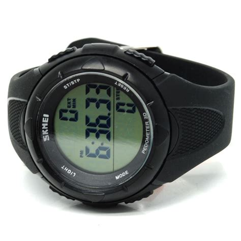 Jam Tangan Pria Cowok Digitec Dg 3045 Digital Original skmei jam tangan digital pria dg1108s black jakartanotebook