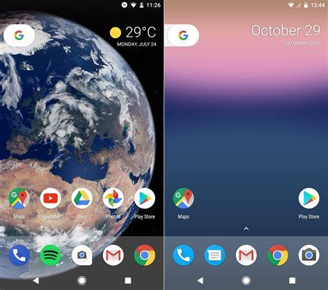 Android Nougat Vs Oreo android oreo vs android nougat a visual comparison