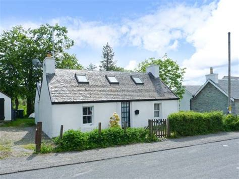 Cottage Mull by Brae Salen Isle Of Mull Salen Self Catering