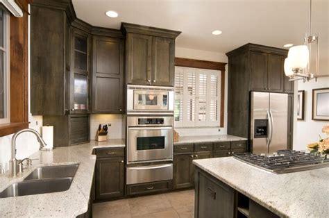 Affordable Custom Kitchen Cabinets 37 fantastic l shaped kitchen designs
