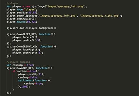 javascript program layout game design software for kids design computer games