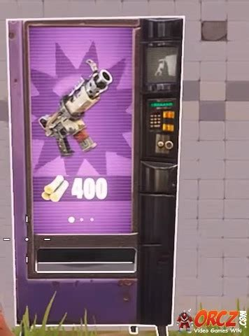 fortnite vending machine fortnite battle royale epic vending machine orcz