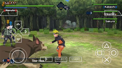 game psp naruto format iso psp iso ppsspp game download game roms isos download lengkap