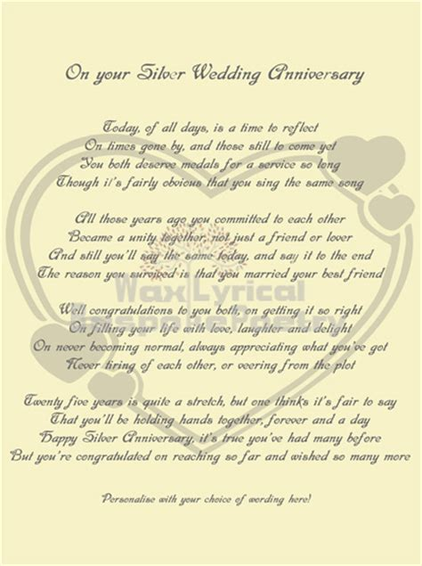 Wedding Anniversary Poems by Anniversary Poems 40th Wedding Pictures Kootation