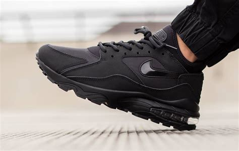 Nike Airmax Black Original Made In nike air max 93s are back in black sole collector