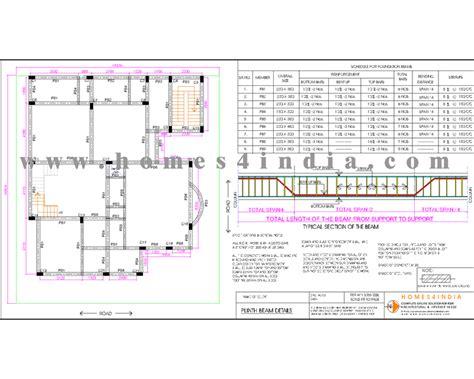 beam plans duplex house plans 30x40