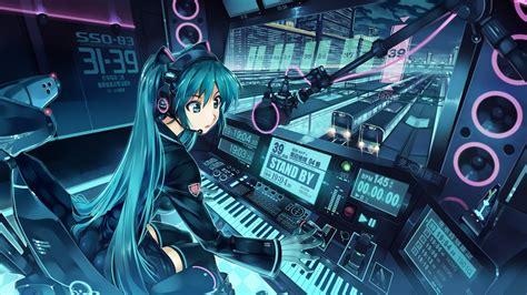 anime girl dj wallpaper anime dj wallpaper fundjstuff com
