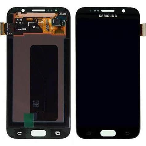 Samsung S6 G920 samsung galaxy s6 sm g920 lcd screen samsung service pack lcd black