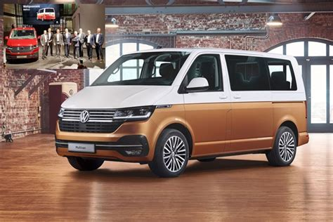 2019 Vw Transporter by Volkswagen Transporter T6 1 Officially Revealed