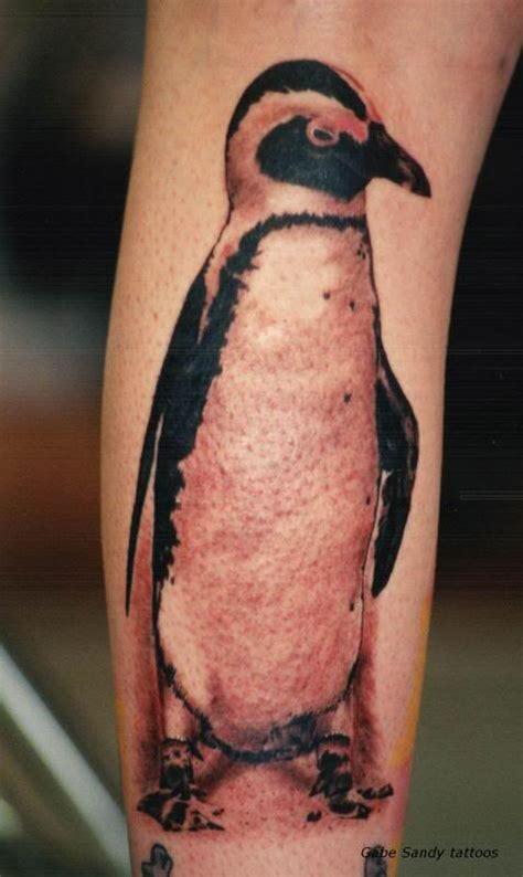tattoo penguin ink