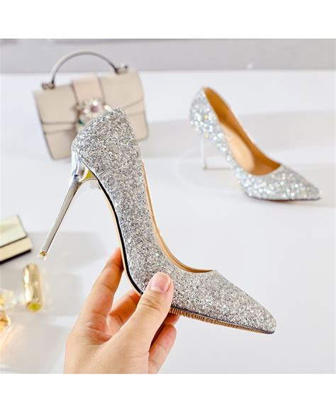 Sparkly Wedding Shoes by 2018 Sparkly Gold Wedding Shoes With Sheepskin