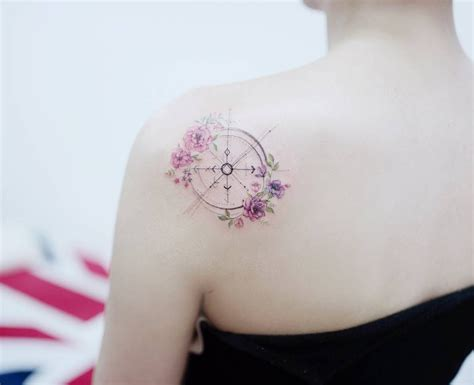 watercolor style tattoo watercolor tattoos korean style watercolor tattoos