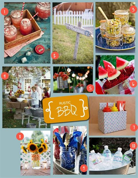 backyard barbecue party ideas triyae com backyard bbq engagement party ideas various