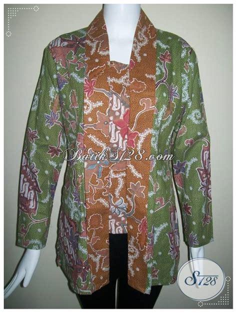 Mukena Batik Kode Mb 223 baju batik wanita model kemben asli batik modern
