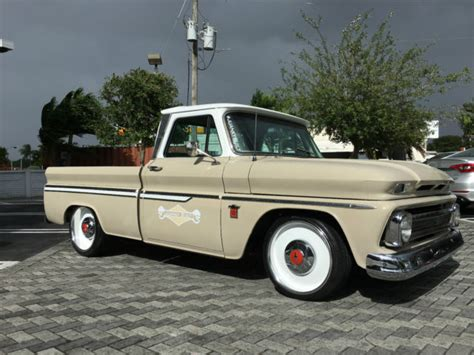 Interior Paint Colors To Sell Your Home 1966 Chevy C10 Custom Chevrolet Pickup Truck Fleetside