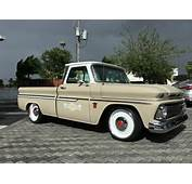 1966 Chevy C10 Custom Chevrolet Pickup Truck Fleetside