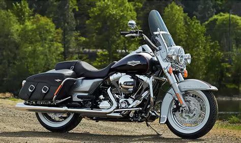 Motorrad Classic 6 2015 by Harley Davidson Road King Classic 2015 Bike Bildergalerie