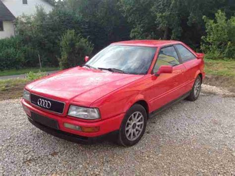 Audi 5 Zylinder Modelle by Audi Coupe Quattro Typ89 2 3 5 Zylinder Rot Tolle