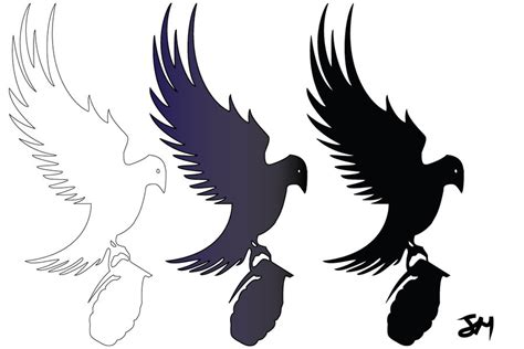 eagle tattoo hollywood dove and grenade hollywood undead tattoos and piercings